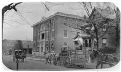 The Elks Club, corner of Scott and 4th Streets in Little Rock, Circa 1912.