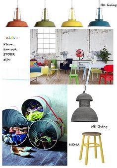 industrial colour