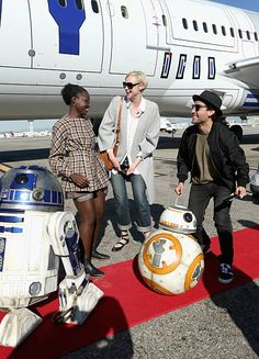 Following the world premiere in Hollywood of Lucasfilm's