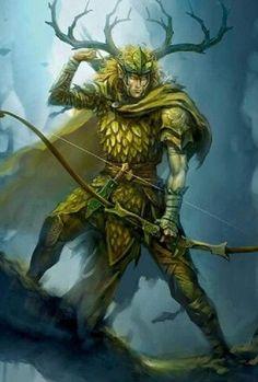 Wood Elf Archer