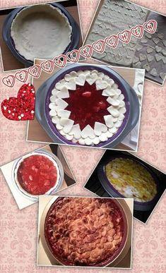 Herzkuchen Pie, Desserts, Food, Pies, Torte, Tailgate Desserts, Cake, Deserts, Fruit Cakes