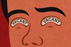 Smart Editorial Illustrations from John Holcroft
