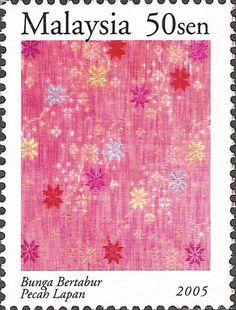 ◇ Malaysia  stamp 2005