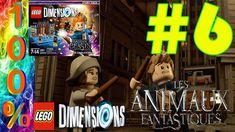 LEGO Dimension FR Story Pack 100%  Les Animaux Fantastiques  Episode #6