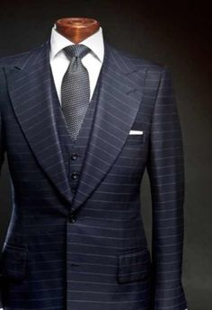 Men's Suit Style #fashion #mensstyle #suit