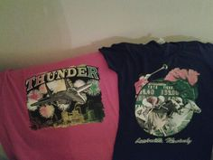 KY Derby and Thunder T's