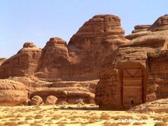 Mada'in Saleh, Saudi Arabia. Mada'in Saleh is an ancient pre-Islamic archaeological site located in the Al-Ula sector, within the Al Madinah Region of Saudi Arabia.