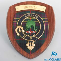 Kennedy Clan Crest P