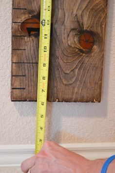 Awesome Height Ruler