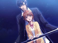 Kyoko and ren. Skip beat game