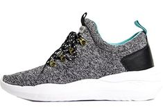 Coolway Womens Drake Casual Walking Athletic Platform Fashion Sneaker 995 BM US  40 M EU Grey ** Read more at the image link.