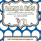 This Long A Kids packet is perfect for teaching long a spelling patterns {a_e, ai, & ay}. This packet includes two Long A Kids characters and stor. Word Study Activities, Guided Reading Activities, Sorting Activities, Contraction Games, Teaching Supplies, Teaching Ideas, Spelling Patterns, Word Sorts, Kid Character
