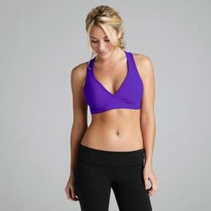 A yoga instructor friend (and fellow D cup) recommended these bras from Beyond Yoga as good ones for us busty girls. Can't wait to try them out! #yoga #bras #sportsbra