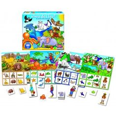 Where Do I Live? - Orchard Toys Games - Puzzles & Games - Catalogue