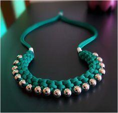 Top 10 DIY Refined Rope Necklaces