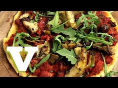 ▶ Gluten Free Pizza: Food For All S02E8/8 - YouTube
