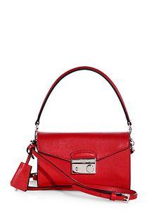 Prada - Saffiano Leather Mini Sound Crossbody Bag Prada Saffiano fc668a4e06d35