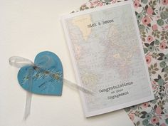 Can be personalised to suit your particular needs Os Maps, Fathers Day Cards, New Home Gifts, Special Gifts, Anniversary Gifts, Wedding Gifts, Congratulations, Unique Gifts, Etsy Seller