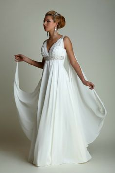 greek style wedding dresses7 682x1024 Grecian Style Wedding   How you should dress