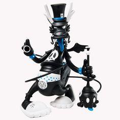 Kidrobot X Kronk最新限定大作Dweezil Dragon | 玩具人Toy People News