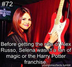 Selena Gomez facts