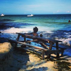 Mombasa has such a beautiful coast ❤