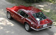 Triumph GT6 MKIII
