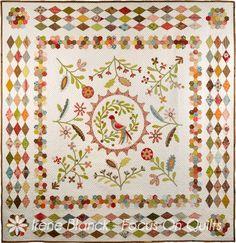 Irene Blanck - Focus on Quilts.