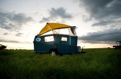 """Cricket Trailer: """"The covered wagon for the new frontier"""" - Images"""