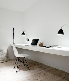 escritorio volado