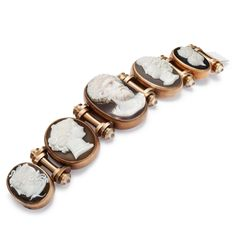 cameos - diamonds - bronze - white gold 2015