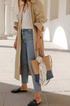 Summer trenchcoat |Streetstyle | What to wear this summer | How to wear trenchcoat