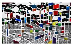 metropolitan colors #city #fineart