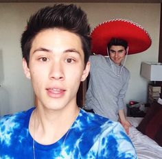 Carter and Hayes
