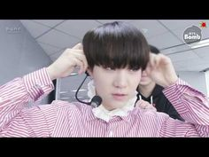 [BANGTAN BOMB] Hobi's self camera Diary - YouTube