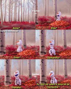 Quem mais aí ama o Olaf?💙 - Sigam-me:@trechos.sz para mais trechos como esse.❤❤ - Filme:Frozen 2 🍁💞 - #trechosdemusicas #trechos #trechossz…