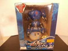 Lost In Space Electronic Talking Robot Bank New In Box FREE SHIPPING #ToyIsland
