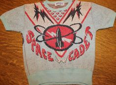 Boy's Space Cadet Sweater