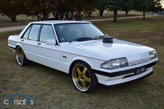 1982 Ford Fairmont Ghia XE Cars for sale in NSW - Carsales Mobile Australian Muscle Cars, Aussie Muscle Cars, Ford Falcon, Smoking Weed, Road Racing, New And Used Cars, Granada, Hot Cars, Motor Car