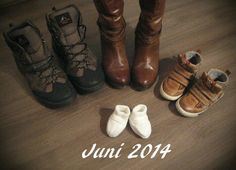 Our pregnancy announcement/onze zwangerschapsaankondiging