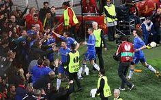 Benfica v Chelsea 16: SL Benfica v Chelsea FC - UEFA Europa League Final