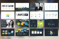 Laukpauk PowerPoint Template by Angkalimabelas on Creative Market