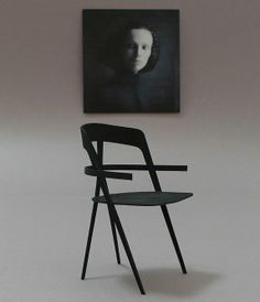 X-Federation Chair by Victor Vetterlein   Yellowtrace.