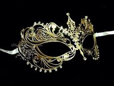 The mask under which I hope I will be unrecognizable, then being able to avoid my betrothed.