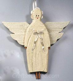 Folk Art Angel Craft