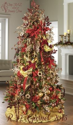 The Most Lavishly Decorated Christmas Trees 34 Of Insanely Gorgeous