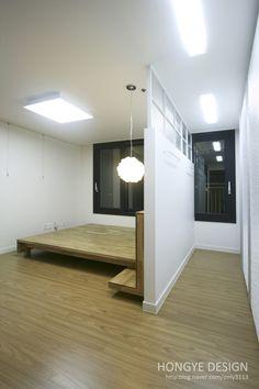 안산 대우 푸르지오 7차 이사 전 - 39평 아파트 인테리어 <홍예디자인> : 네이버 블로그