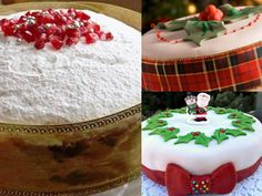 Christmas Food Gifts, Christmas Cooking, Christmas Desserts, Greek Desserts, Greek Recipes, Desert Recipes, Vasilopita Cake, Greek Cake, Greek Cookies
