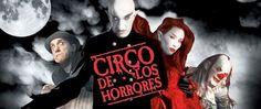 La fusión de teatro, circo, cabaret y cine de horror hacen innovador y exitoso El Circo de los Horrores, espectáculo que aborda una historia de terror.
