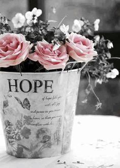 Hope blooms in Spring .༺ß༻